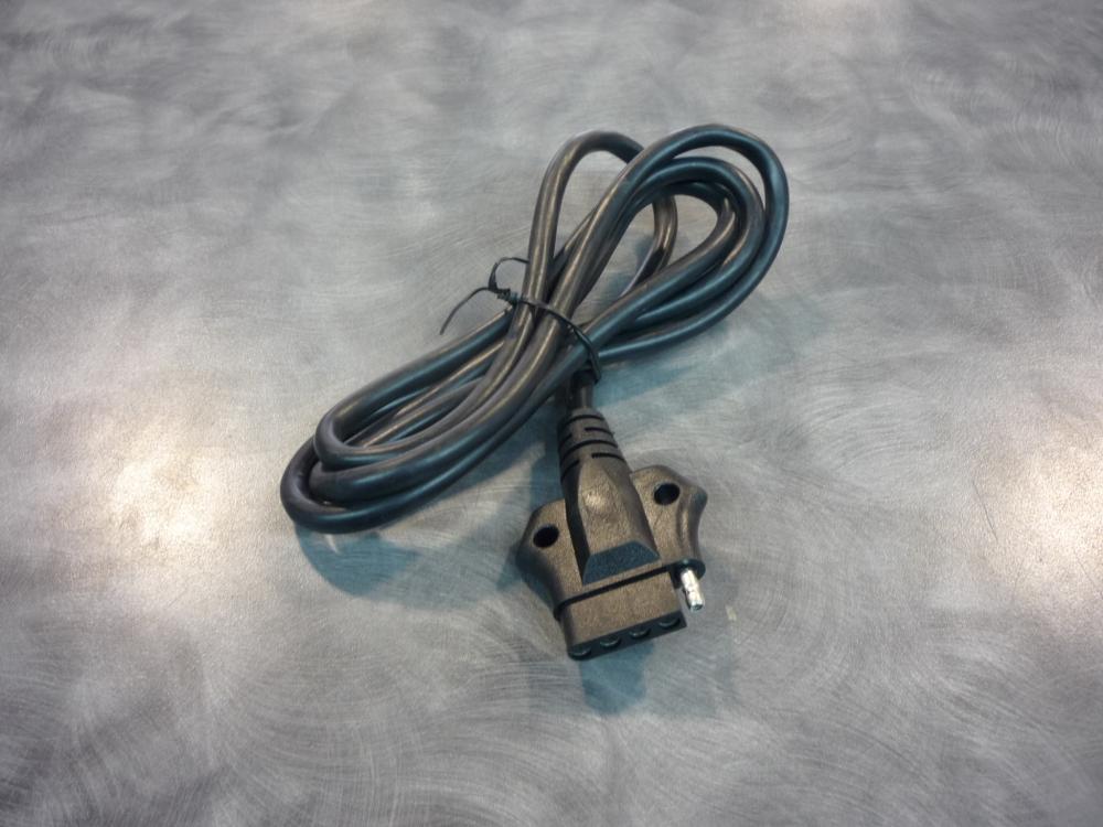 Wire 5 flat way (female)