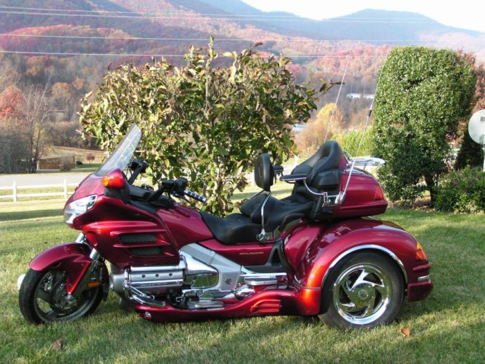 Honda Cobra XL trike | Honda Goldwing 1800 cc 2001-2010