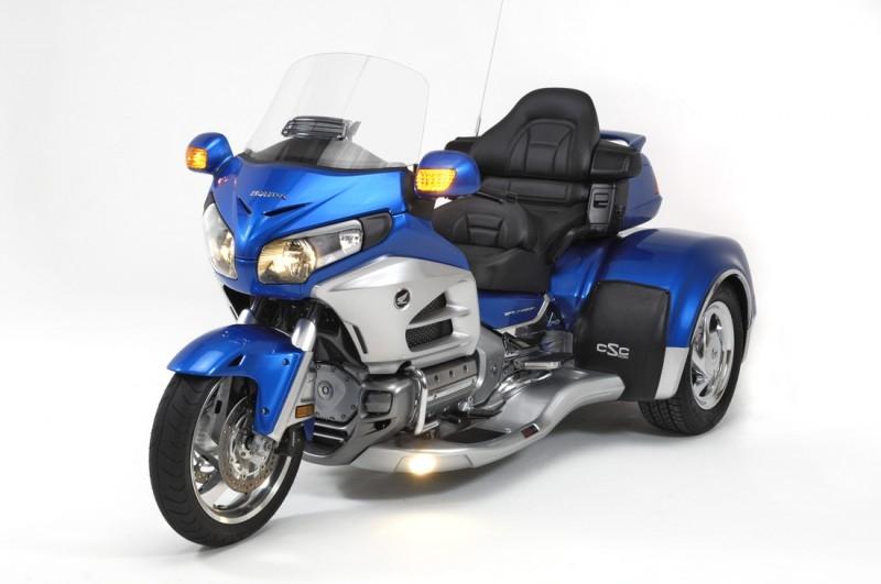 Trois-roues Honda Viper | Honda Goldwing 1800 2001 à present