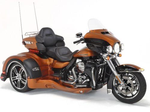 Trois-roues Harley-Davidson Daytona | Harley-Davidson, série FL 1999 à présent