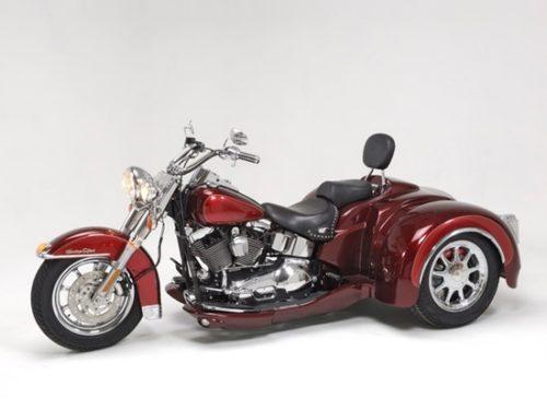 Harley-Davidson Volusia trike