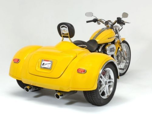 Trois-roues Harley-Davidson Legend