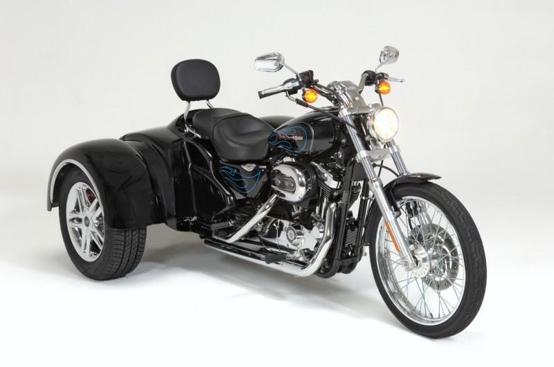 Harley-Davidson Legend Trike