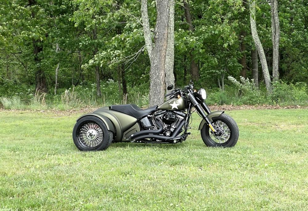Harley-Davidson Custom trike