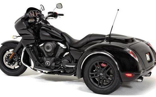 Trois-roues Kawasaki Kruze