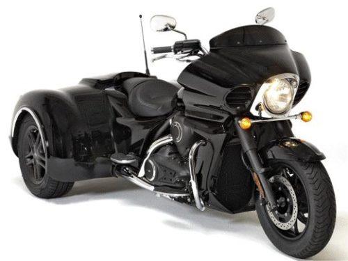 Kawasaki Kruze Trike