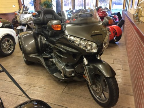 TRIKE HONDA GOLDWING 2010 BROWN METALLIC