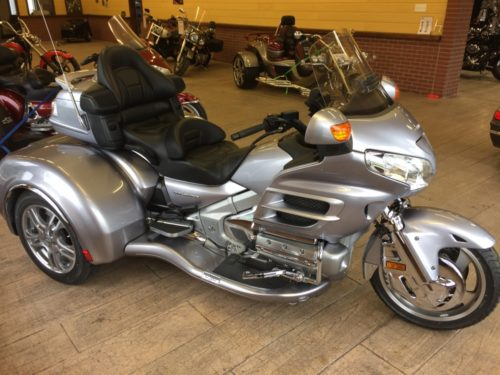 Honda Goldwing 1800 2009 trike