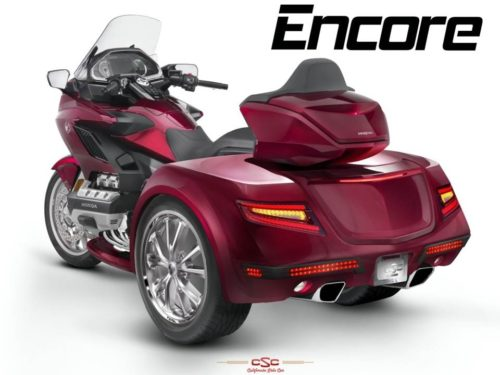 Honda ENCORE trike | Honda Goldwing 1800 cc 2018 and up