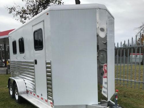 Trailer 7x16 for 2 horses