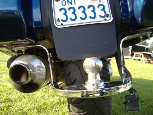 Motorcycle hitch BMW K1200LT Touring 1999 - 2008